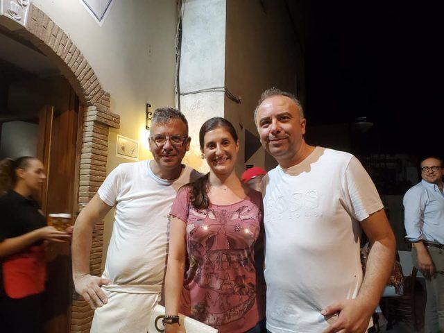 I fratelli Nino e Massimiliano Pepe