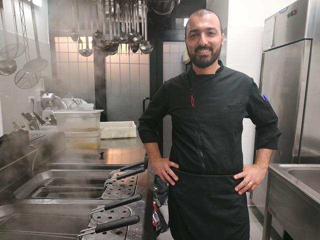 Chef Pietro De Pari