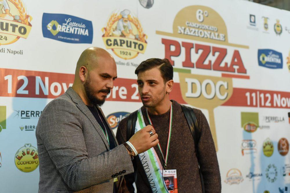 Luca Fresolone e Vincenzo Falcone