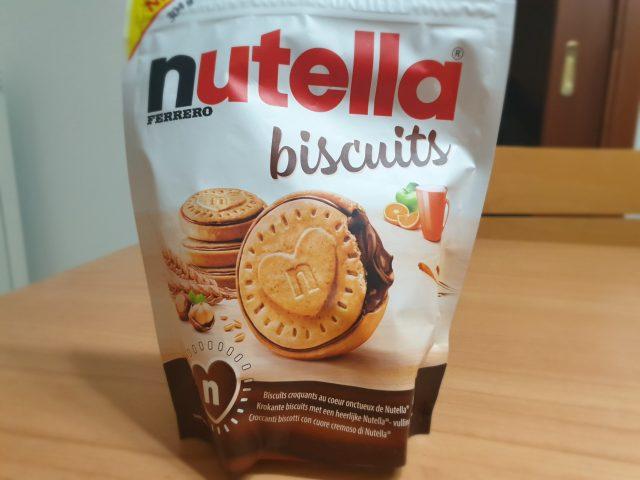 Nutella Biscuits confezione
