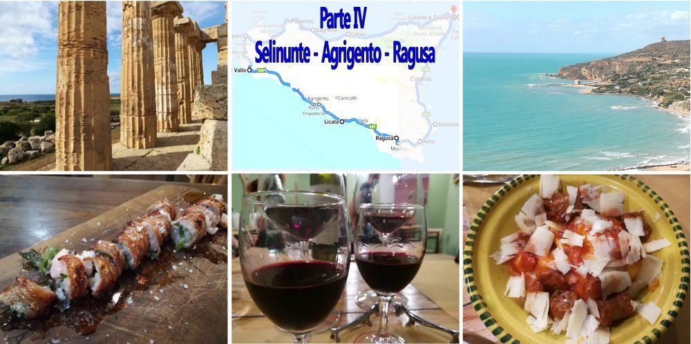 Selinunte Agrigento Ragusa