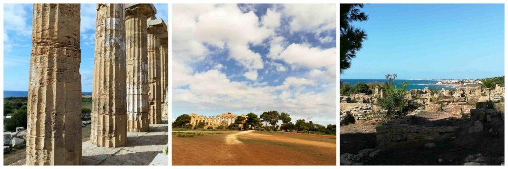 Parco Acheologico di Selinunte