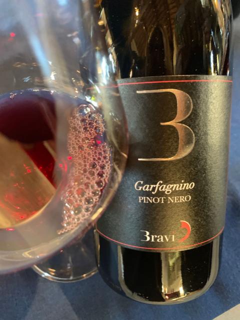 Bravi Garfagnino Pinot Nero 2017