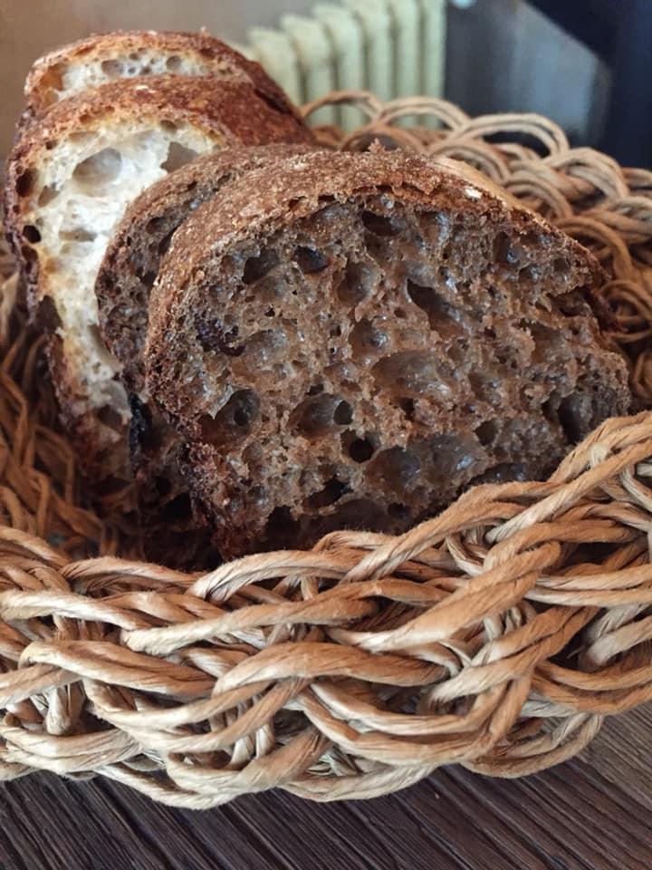 Septime a Parigi, il pane