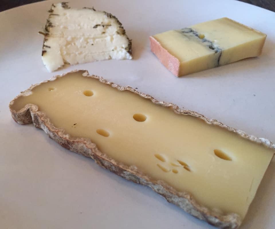 Septime a Parigi, i formaggi