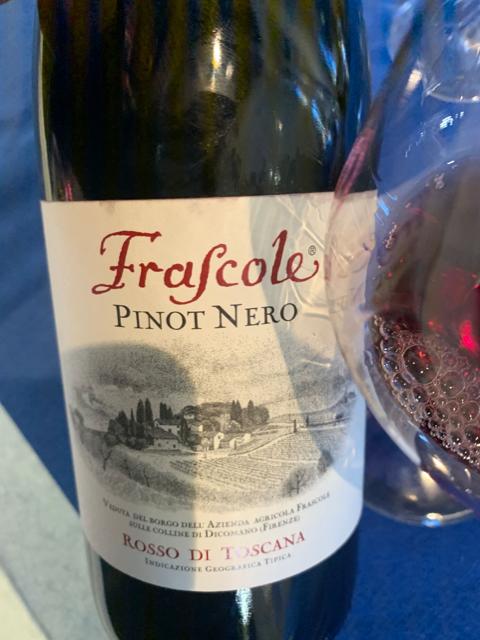Frascole Pinot Nero 2016