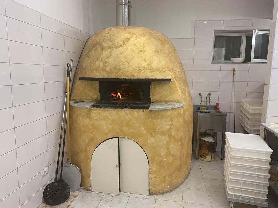 La Cosacca a Pompei - il forno
