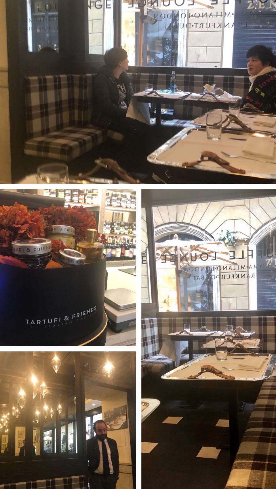 Tartufi&Friends il bistrot romano tutto dedicato al tartufo