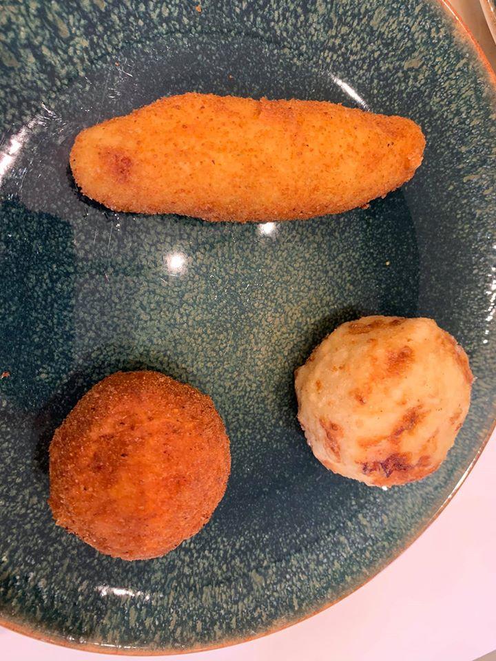 Da Tutino a Piazza Mercato - i fritti