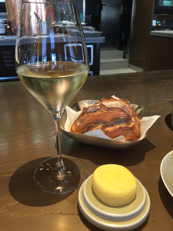 PavYllon a Parigi, pane e burro