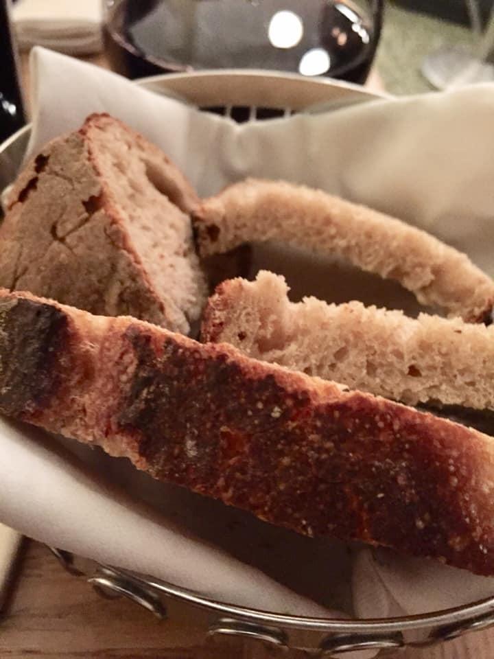 Ristorante Passerini, il pane