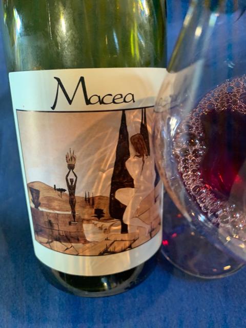 Macea Pinot Nero 2017