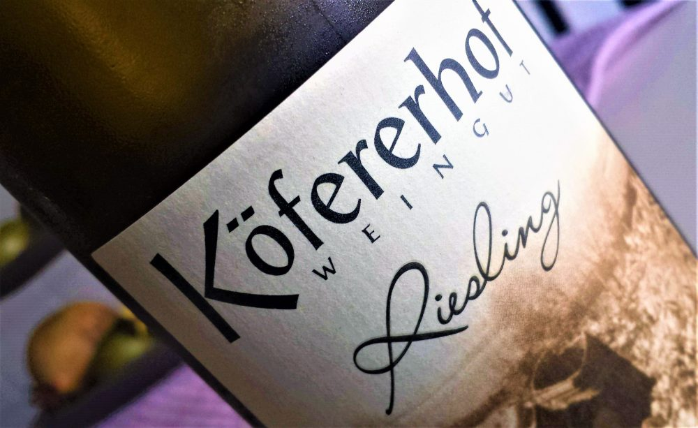 A.A. Valle Isarco Riesling 2014, Kofererhof