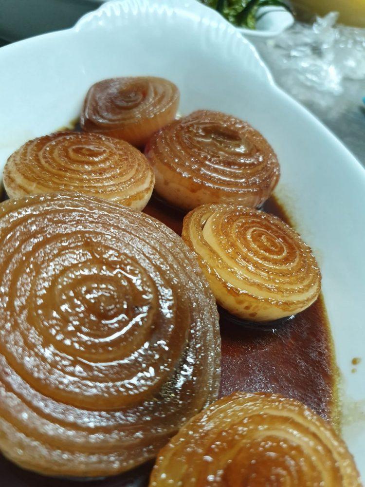 Agriturismo Sorgituro - Cipolle caramellate