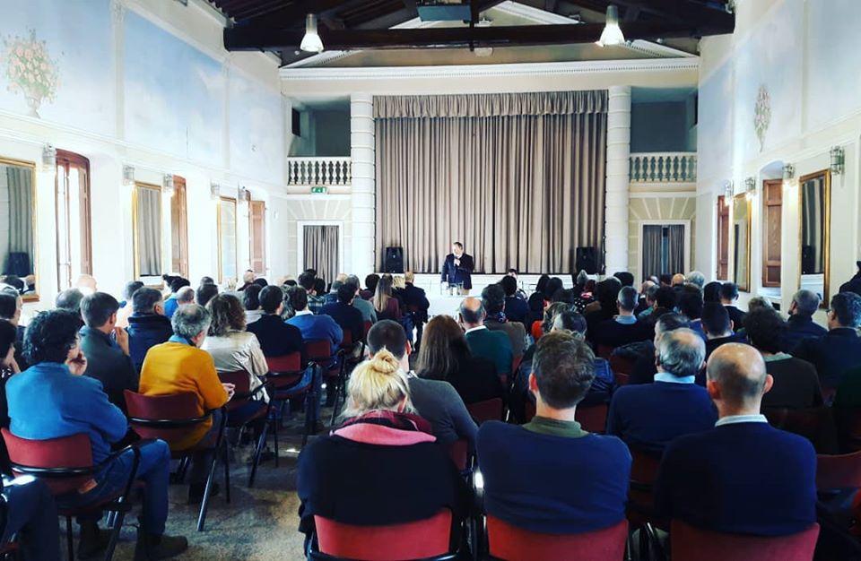 Armando Castagno - Conferenza sui Pinot Nero Toscani