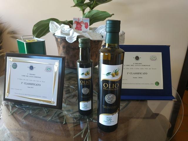 Azienda agricola Umberto Di Pietro -l'olio extravergine d'oliva