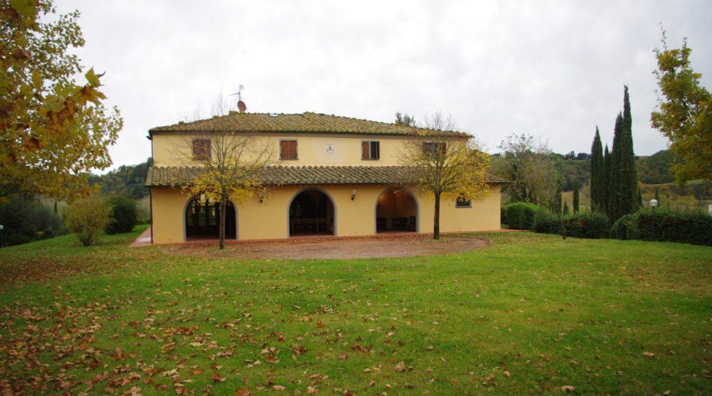 Badia di Morrona - Villa Selvicciola