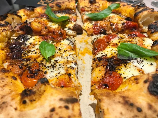 Carlo Sammarco Pizzeria 2.0 - Pizza Baccala'