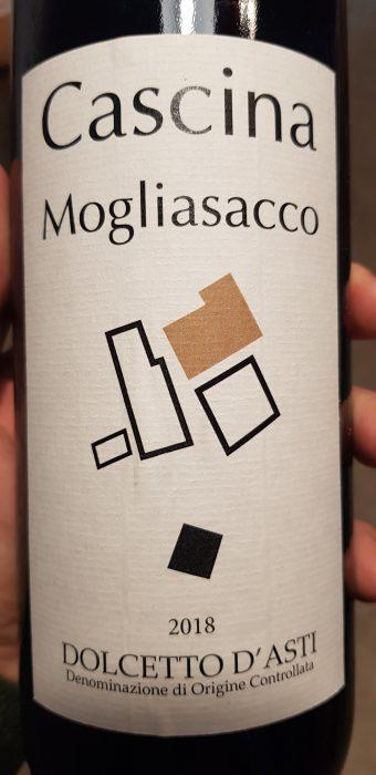 Cascina Mogliasacco – Dolcetto d'Asti 2018