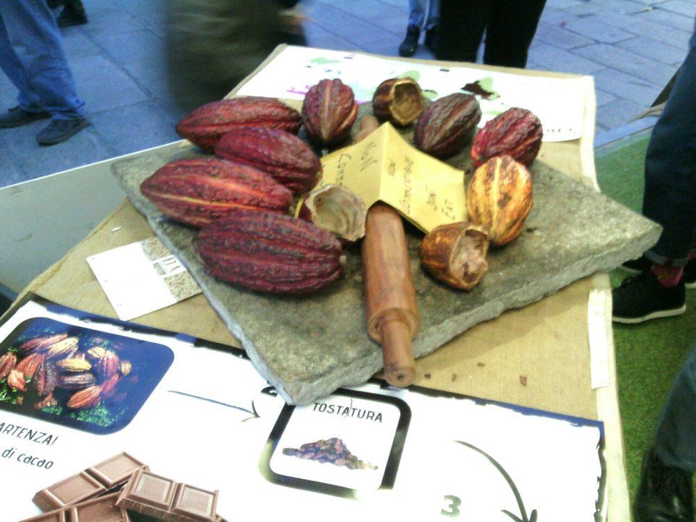 Cioccoshow- Il frutto
