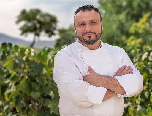 Chef Roberto Allocca