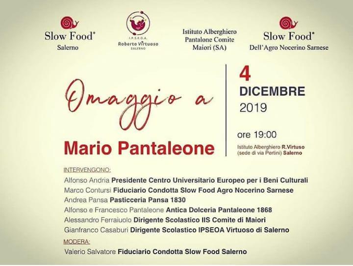 Commemorazione Pantaleone