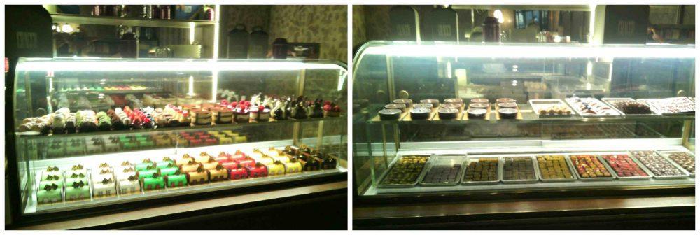 Cracco Cafe', l'angolo del cioccolato e le monoporzioni