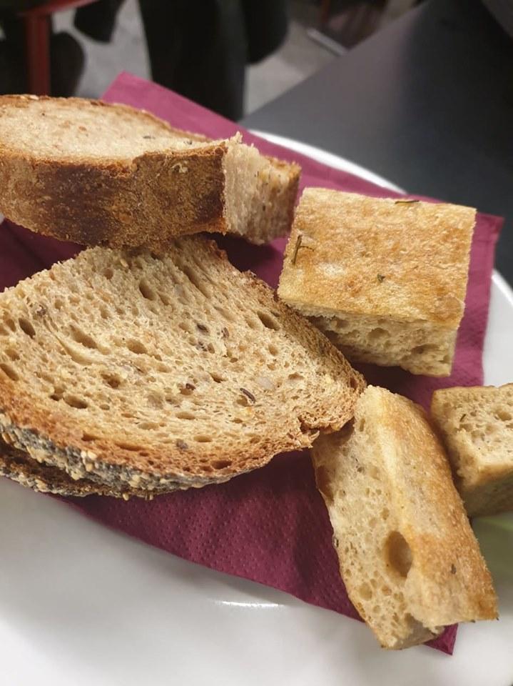 Da Gigione - Il pane