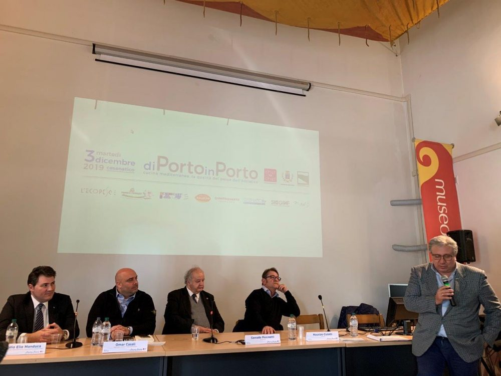 Di Porto in Porto- la conferenza