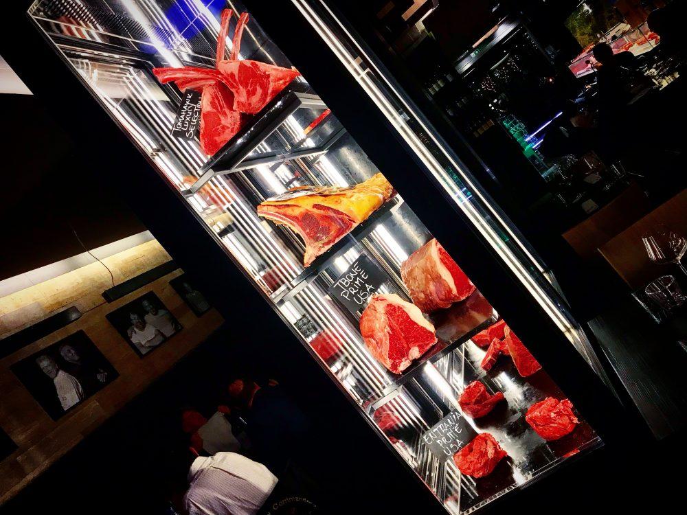 Griglia di Varrone, Le Carni