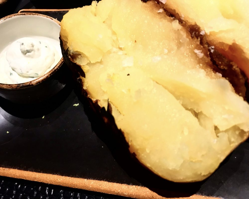 Griglia Di Varrone, Baked Potato