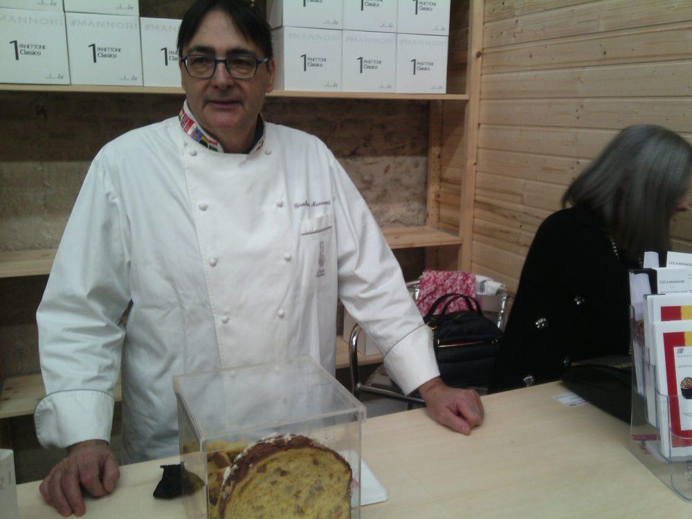 I Maestri del Panettone- Luca Mannori