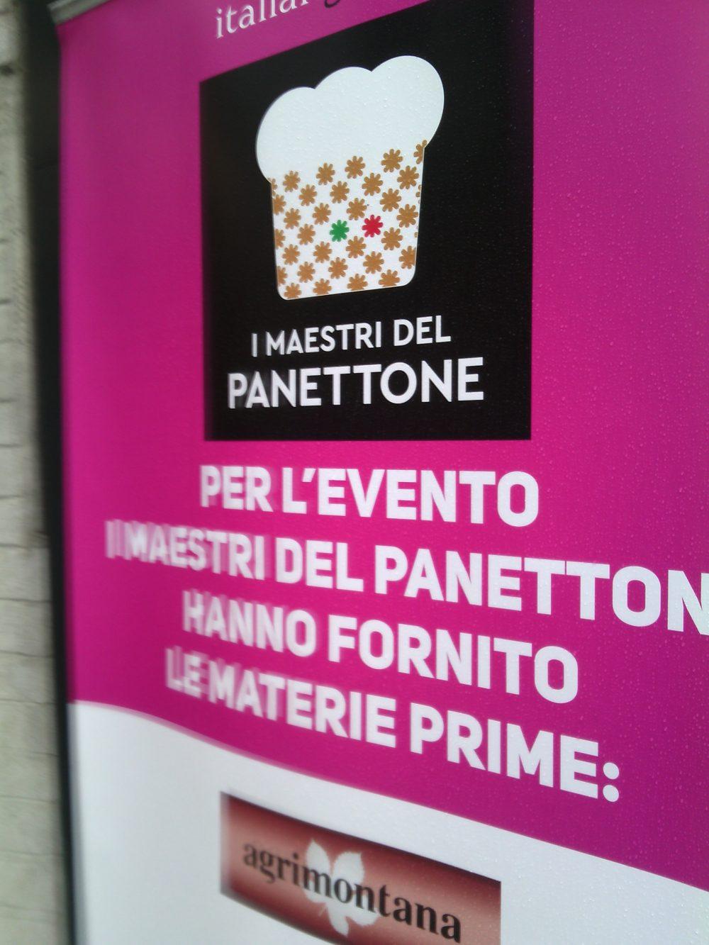 I Maestri del Panettone- La locandina