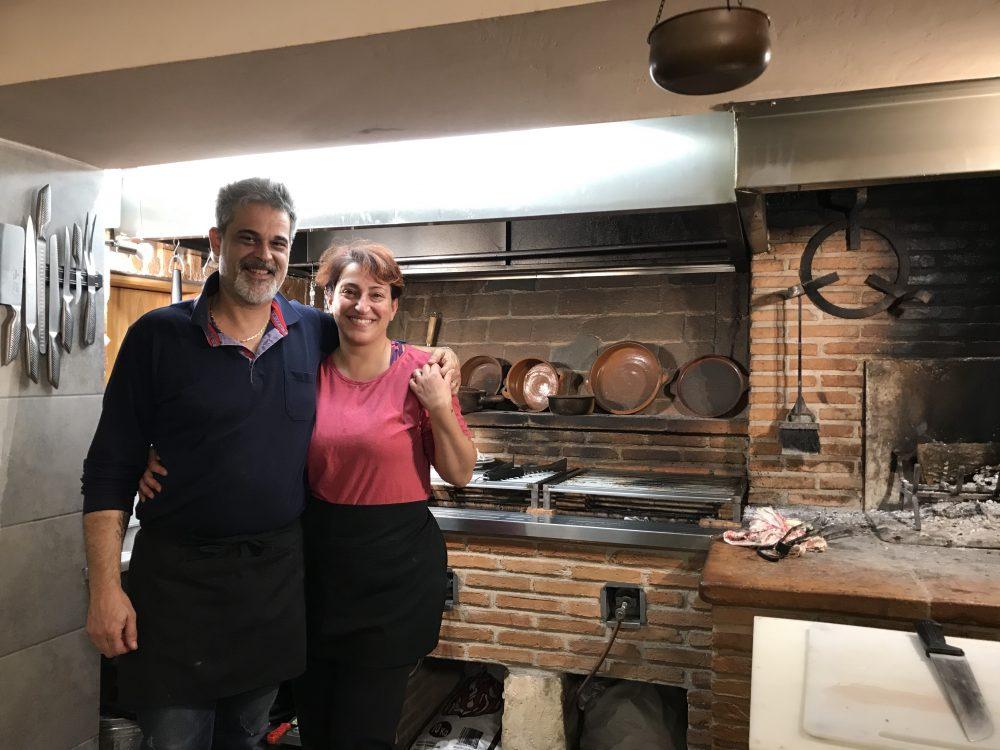 Il Borgo da Modesto - Massimiliano ed Elisa