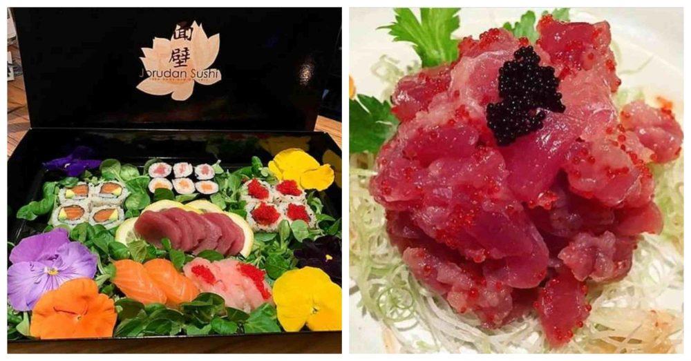 Jorudan Sushi 10 Anni