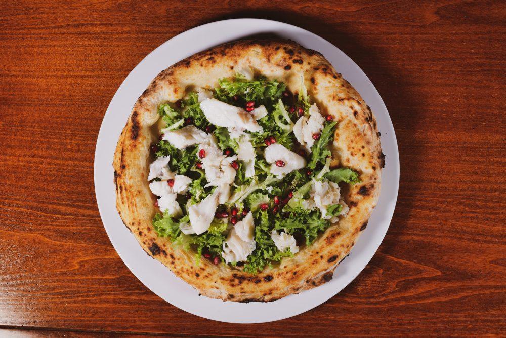 Le Grotticelle - Pizza della vendemmia