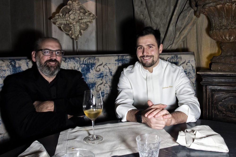 Locale Firenze - con lo Chef Gianluca Renzi