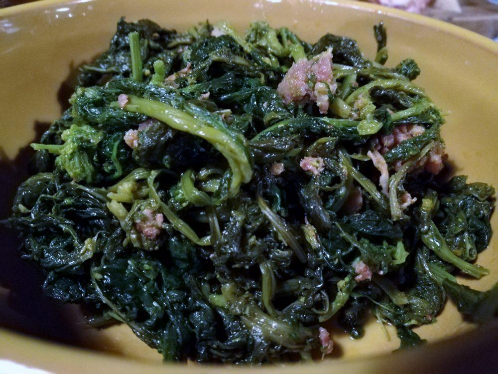 Mammarre' - Salsiccia e Friarielli