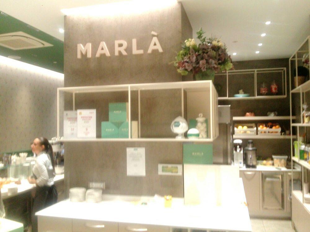 Marla'-La sala