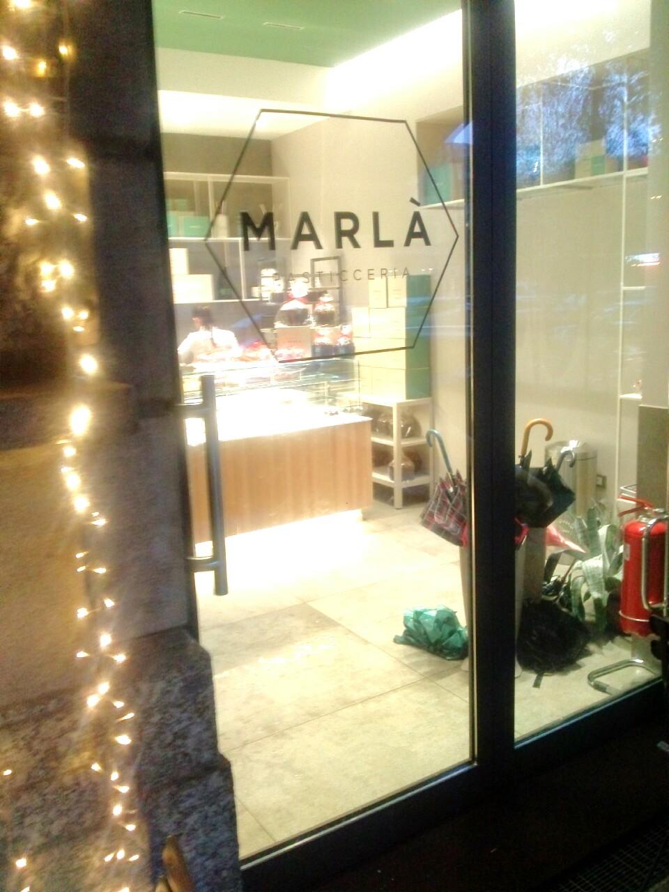 Marla'- L'entrata