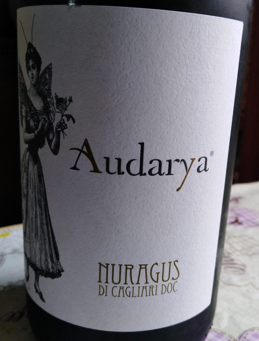 Nuragus di Cagliari Doc 2018 Audarya