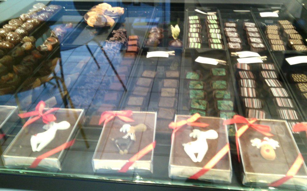 Pasticceria Ziva- Lo spazio del cioccolato