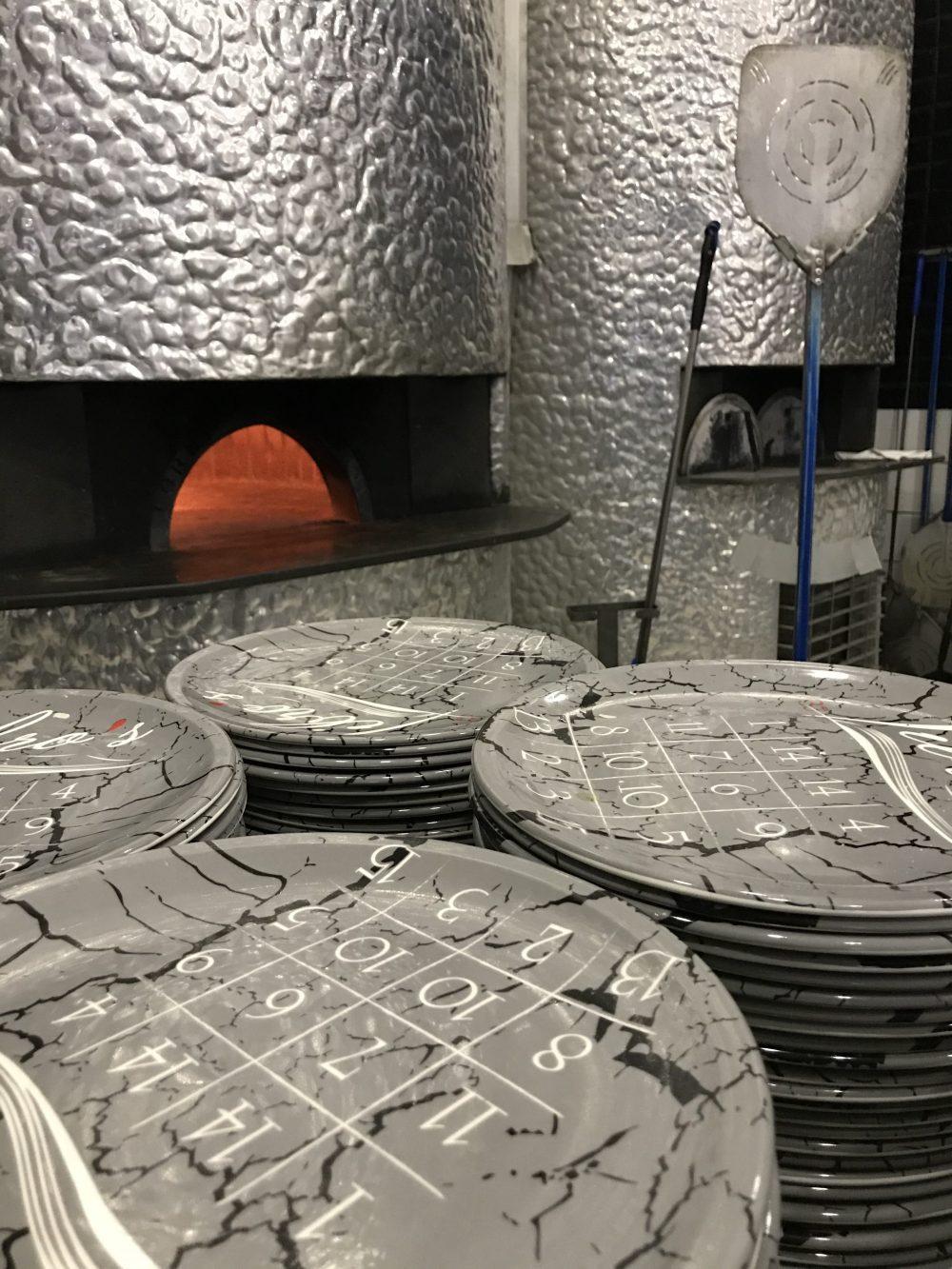 Pizzeria Libro's - forni