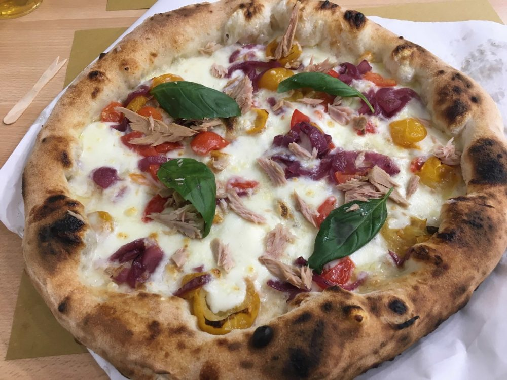 Pizzeria Scostumata - Pizza Tropea