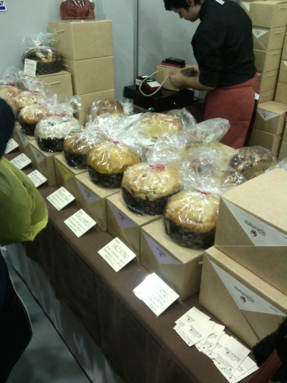 Re panettone- I panettoni dolci e salati di Dolcearte