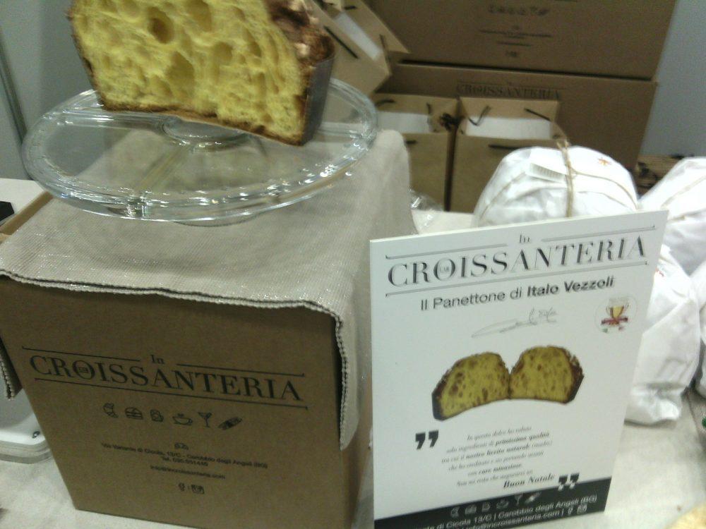 Re panettone- Il panettone di In Croissanteria