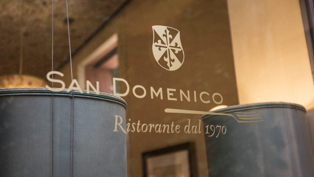 San Domenico - ingresso