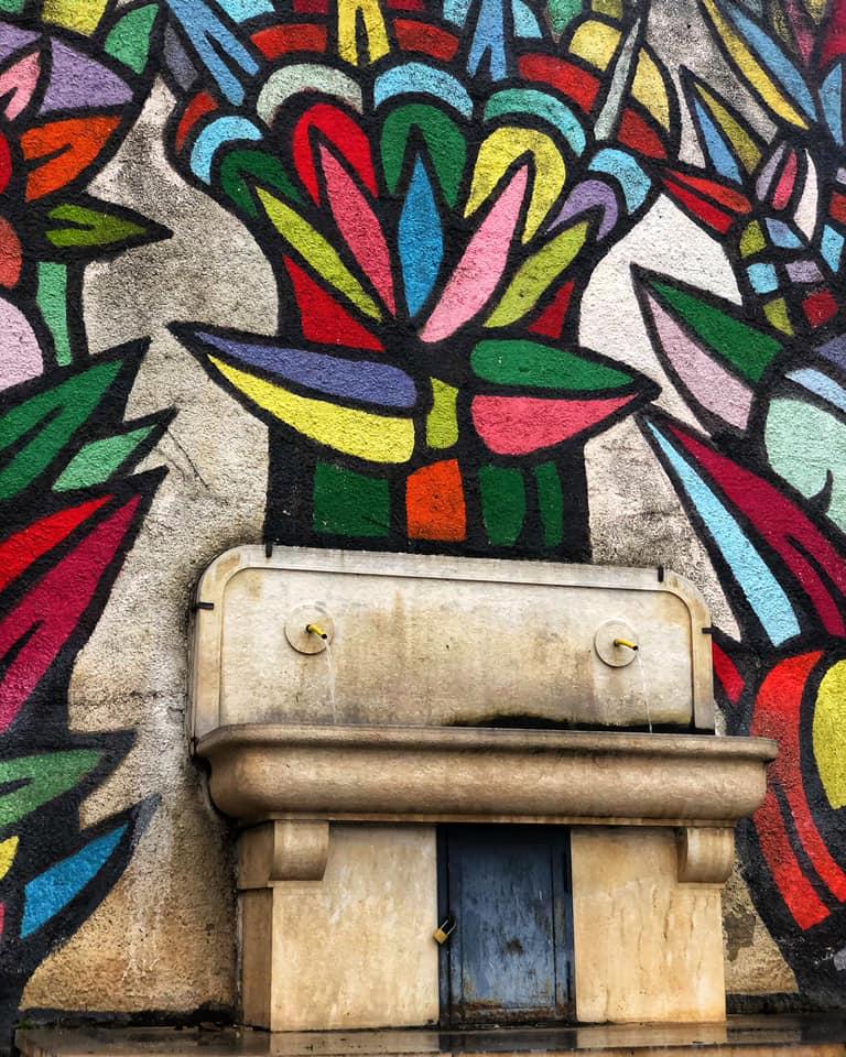 San Potito Sannitico, murales