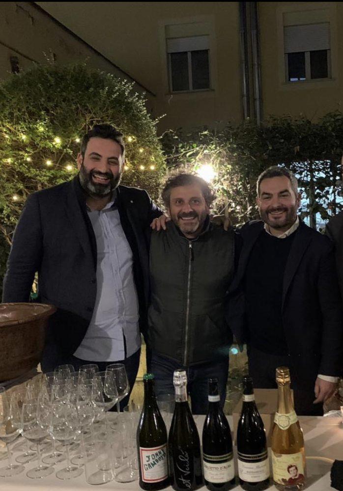 Santo Bevitore - Rocco, Natale Simonetta di Cascina Baricchi, Benedetto