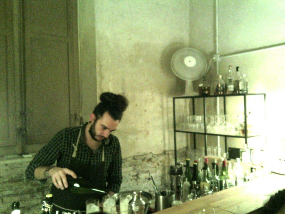 Scarto- La preparazione dei cocktails